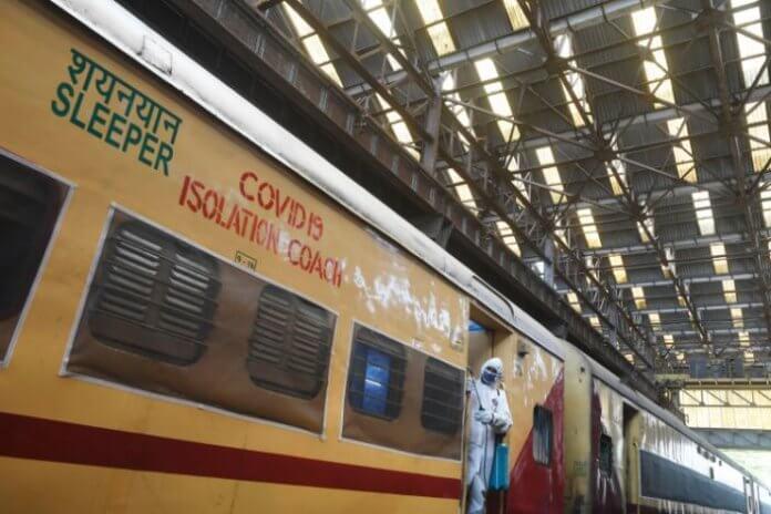 railway isolation ward